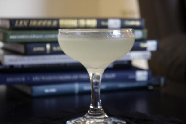 De Gimlet cocktail