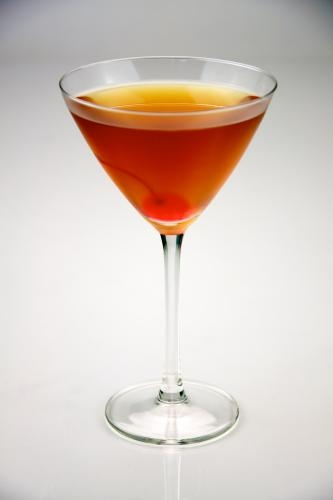 De Rob Roy cocktail